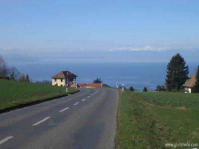 Sur la route du Mittelland